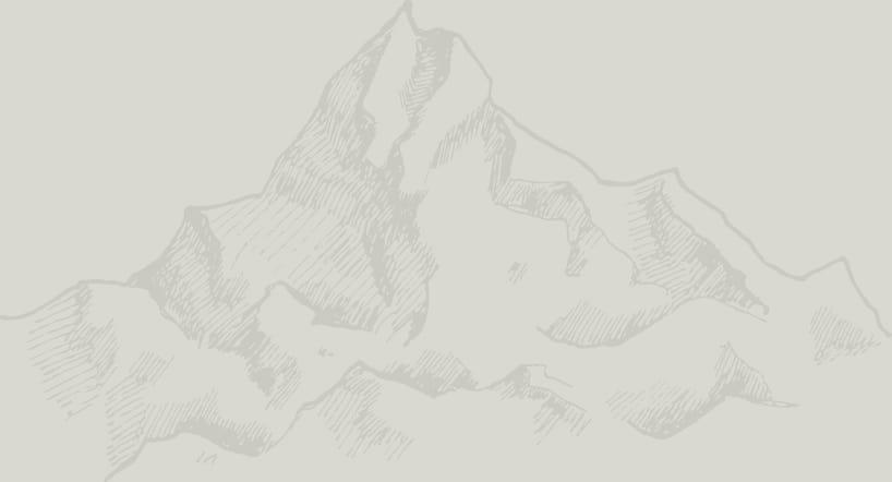 Montagne de la vallé où le fromage Abondance est produit.